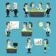 Office Workers - GraphicRiver Item for Sale
