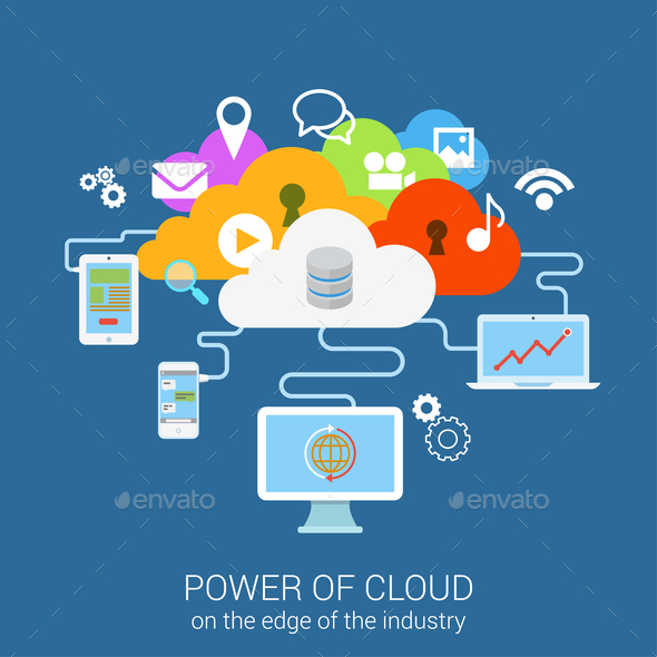 Cloud Concept - Web Technology