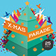 Christmas Parade Flyer Template - GraphicRiver Item for Sale
