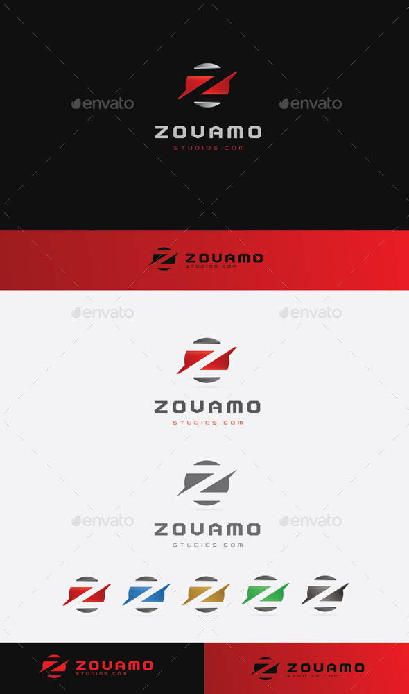 Zumavo Logo - Letters Logo Templates