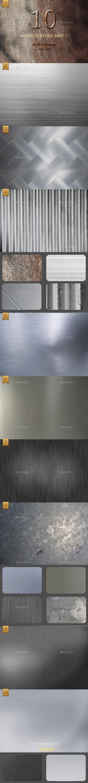 10 Background Metal Texture Part 7 - Metal Textures