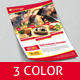 Products/Restaurant Flyer Templates