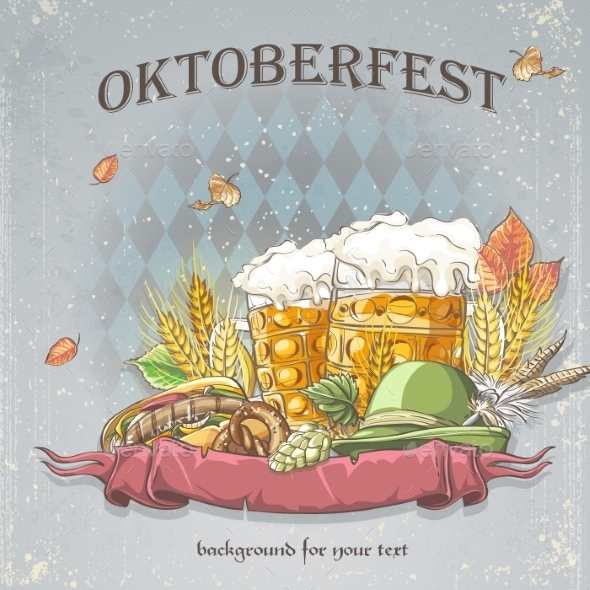 Oktoberfest - Christmas Seasons/Holidays