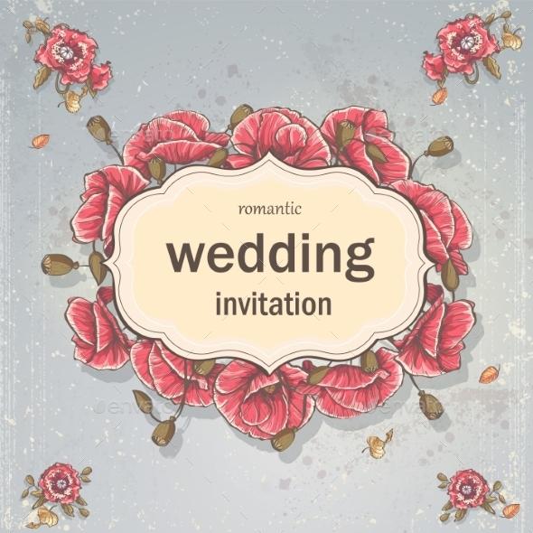 Wedding Card - Valentines Seasons/Holidays