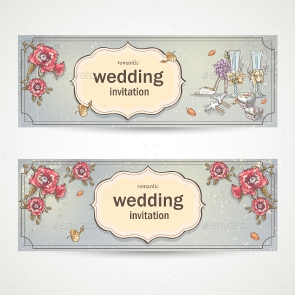Wedding Banners - Valentines Seasons/Holidays