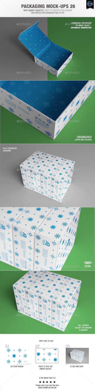 Packaging Mock-ups 26 - Packaging Product Mock-Ups