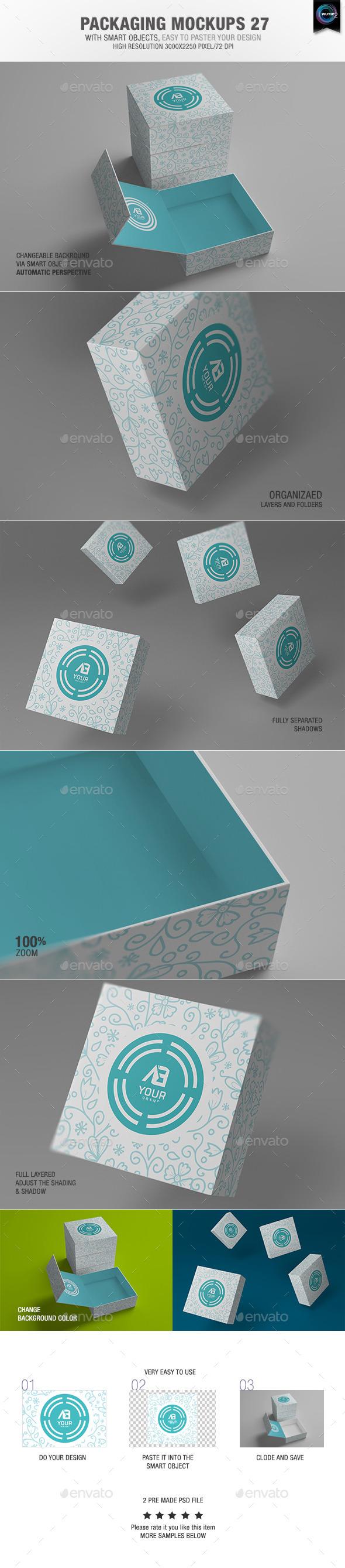 Packaging Mock-ups 27 - Packaging Product Mock-Ups