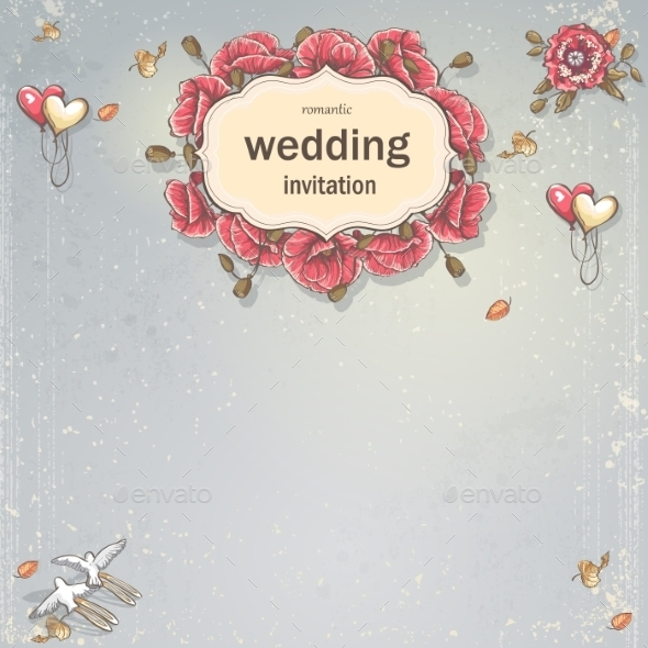 Wedding Card - Valentines Seasons/Holidays