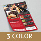 Restaurant Foods Flyer - GraphicRiver Item for Sale