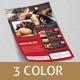 Restaurant Foods Flyer - GraphicRiver Item for Sale