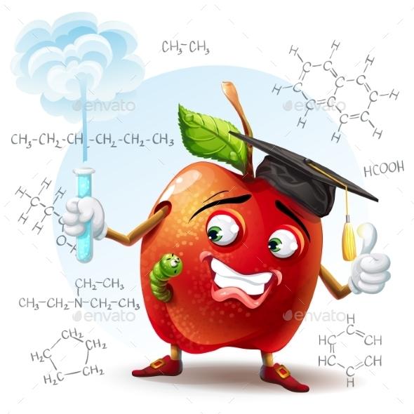 Scholar Apple - Seasons Nature