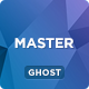Master Corporate Multipurpose Ghost Blog Nulled
