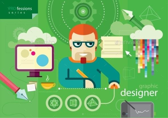 Graphic Designer - Industries Business