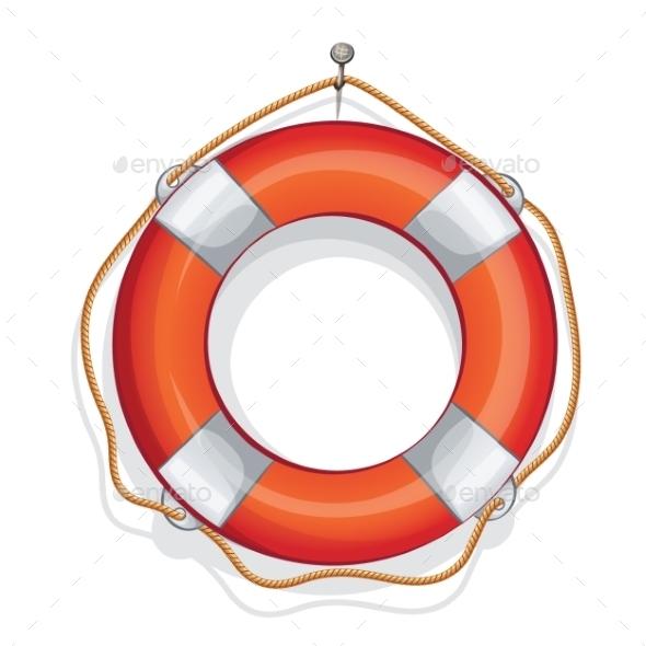 Lifebuoy  - Health/Medicine Conceptual