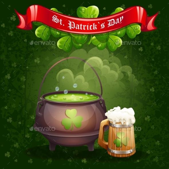 St Patrick's Day - Seasons Nature