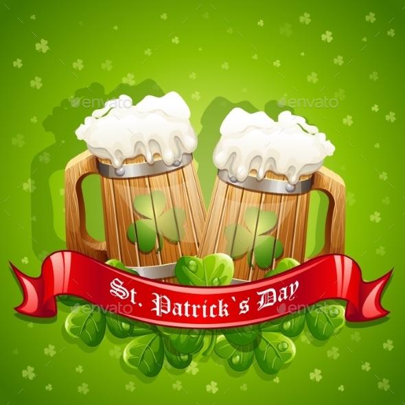 St. Patricks Day - Seasons Nature