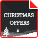 Christmas Offers Responsive Email Template - ThemeForest Item for Sale