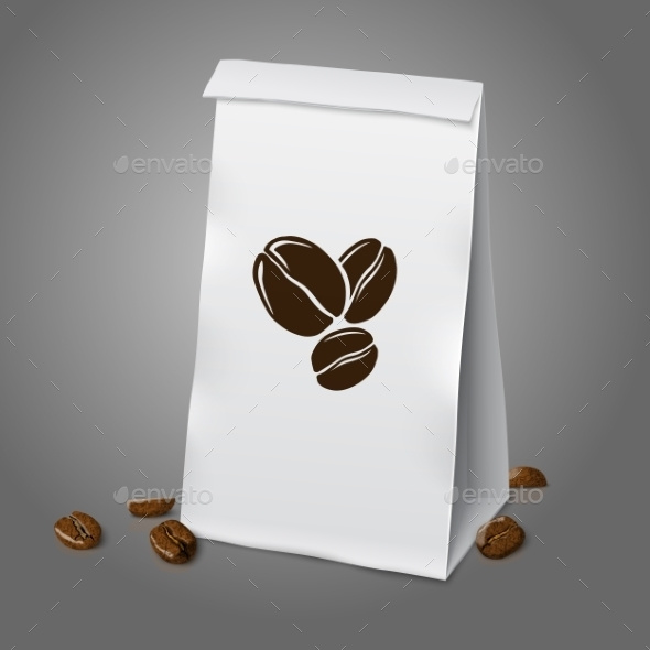 Coffee Packaging - Man-made Objects Objects