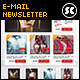 Clean & Modern E-Commerce Email Newsletter - GraphicRiver Item for Sale