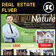 Modern real estate flyer / magazine ads - GraphicRiver Item for Sale