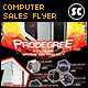 Extreme Computer Sales Flyer - GraphicRiver Item for Sale