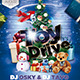 Toy Drive Party Flyer - GraphicRiver Item for Sale