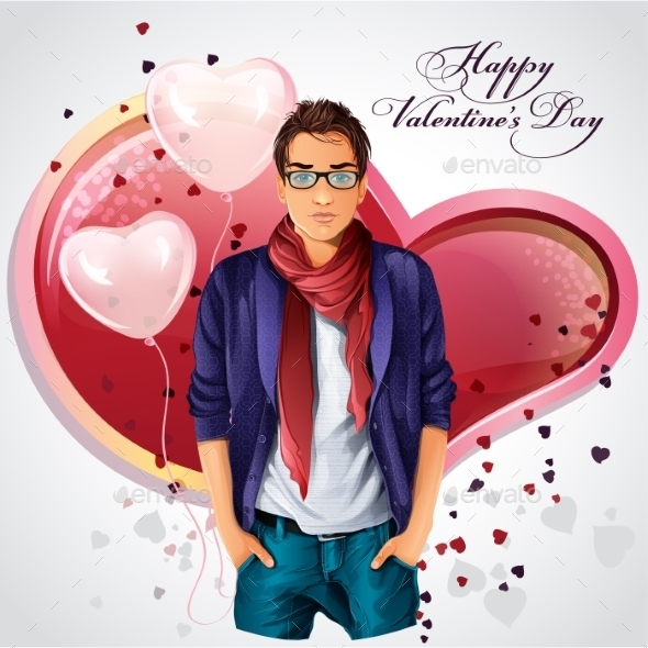 Valentine Card - Valentines Seasons/Holidays