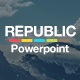 Republic - Multipurpose PowerPoint Template - GraphicRiver Item for Sale