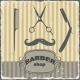 Barber Shop Vintage Retro Template - GraphicRiver Item for Sale