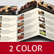 Tri Fold Restaurant Foods Menu - GraphicRiver Item for Sale