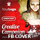 Winter Sale & Shopping FB Cover Timeline - GraphicRiver Item for Sale