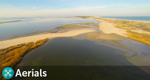 Beach Aerials