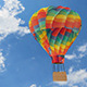 Hot Air Balloon - 3DOcean Item for Sale