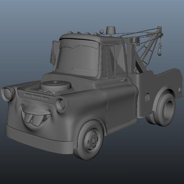 Mater - 3DOcean Item for Sale