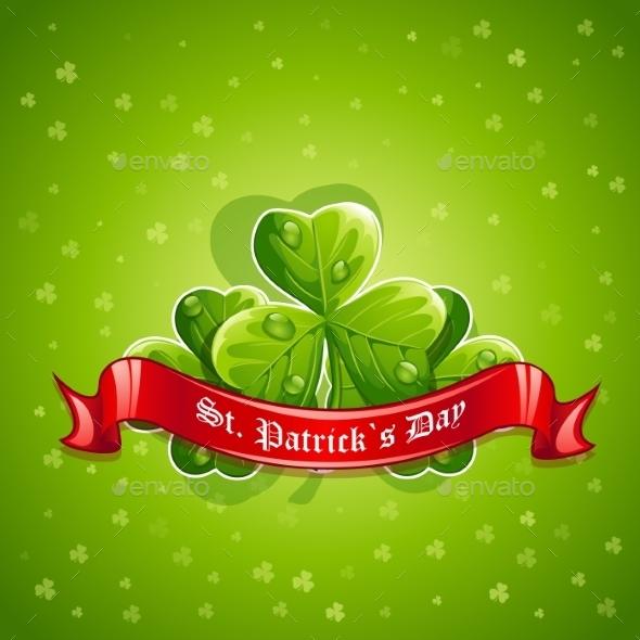 St. Patricks Day - Flowers & Plants Nature