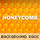 Honeycomb Backgrounds -  Pack of 12 - GraphicRiver Item for Sale