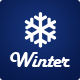 Winter - One Page HTML5 Winter Tourism Template Nulled