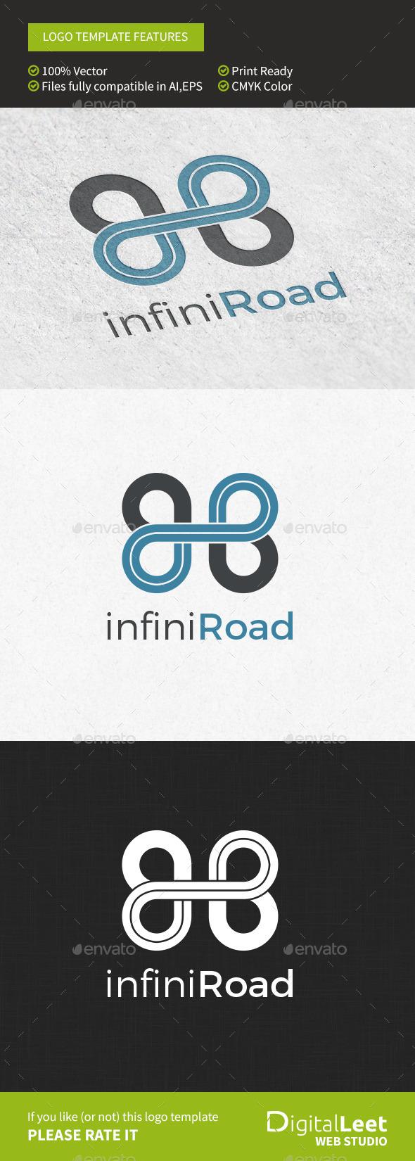 Infini Road - Symbols Logo Templates