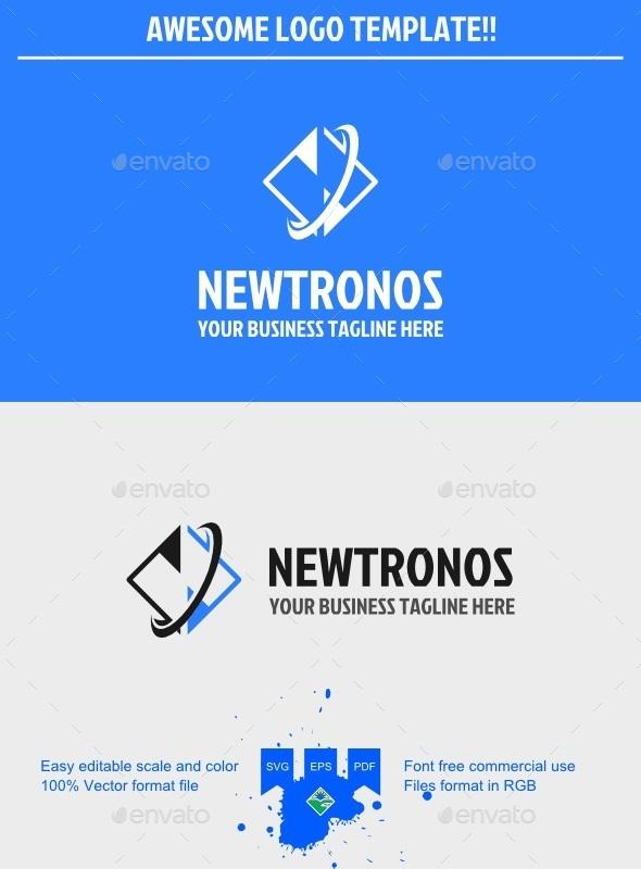 Newtron Logo - Symbols Logo Templates
