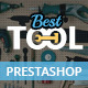 Tools - Prestashop Responsive Theme