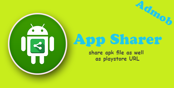 App Sharer - CodeCanyon Item for Sale