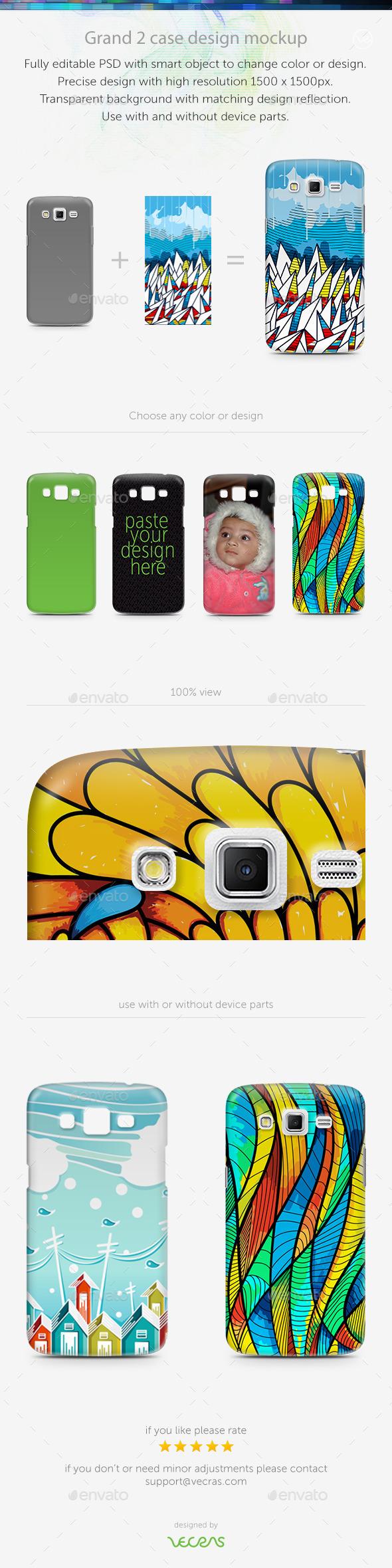 Grand 2 Case Design Mockup