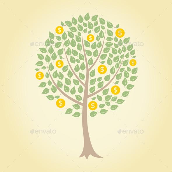 Money Tree - Flowers & Plants Nature