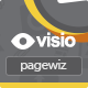 Visio - Pagewiz Landing Page Template Nulled