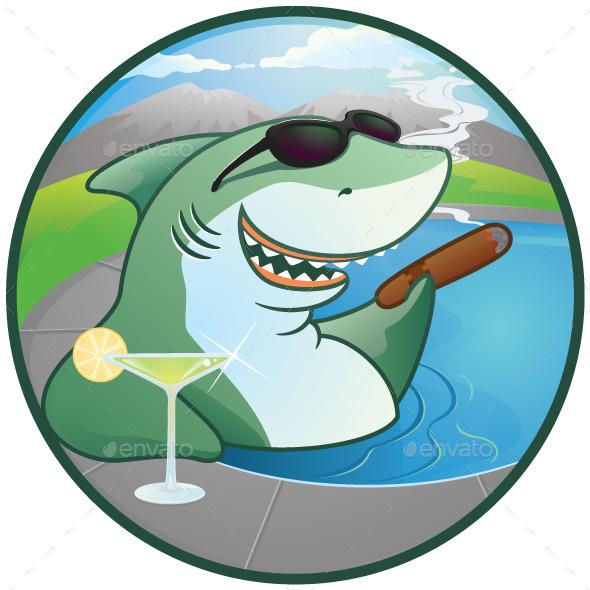 Pool Shark - Seasons/Holidays Conceptual