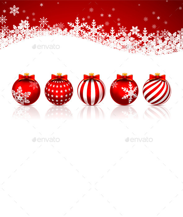 Christmas Balls  - Christmas Seasons/Holidays
