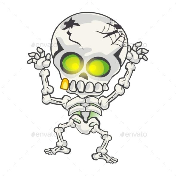 Skeleton - Monsters Characters