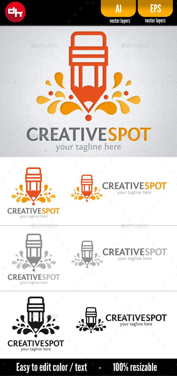 Creative Spot - Objects Logo Templates