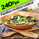 Salad and Pouring Iced Tea - VideoHive Item for Sale