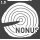 Nonus Ghost Parallax Theme